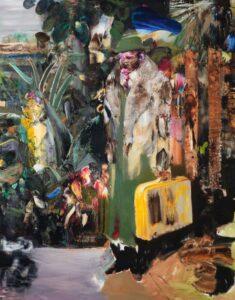 Adrian Ghenie - The Arrival