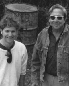 Lawrence Voytek & Bob Rauschenberg